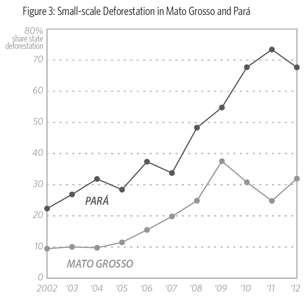 Small-scale-Deforestation-in-Mato-Grosso-and-Para
