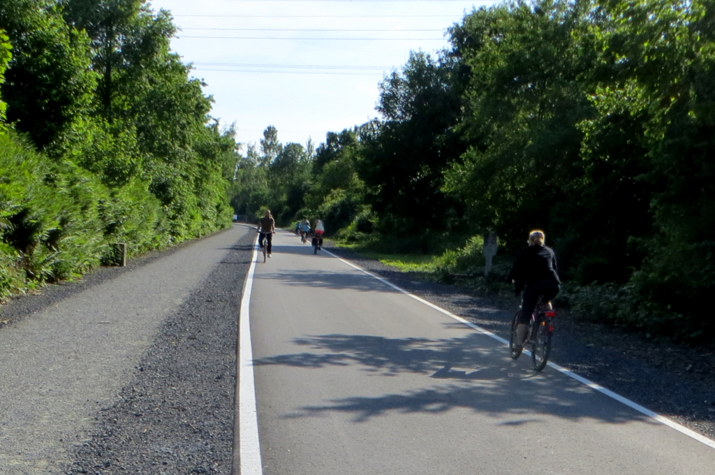 superstrada ciclabile Ruhr