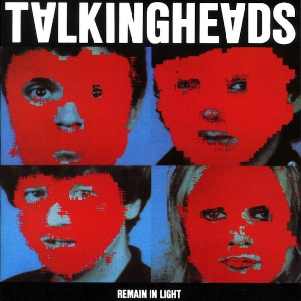 Talking Heads - Remain in Light - Front