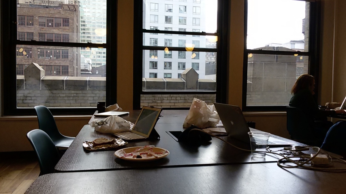 the commons wework new york