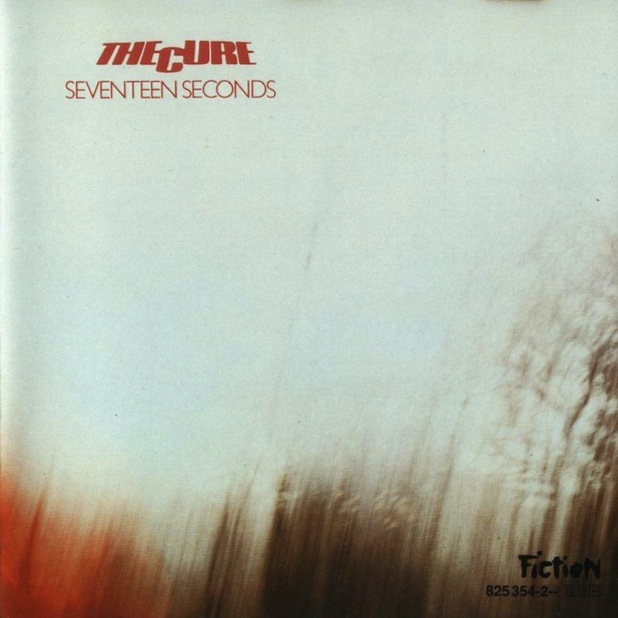 The Cure - Seventeen Seconds - Front