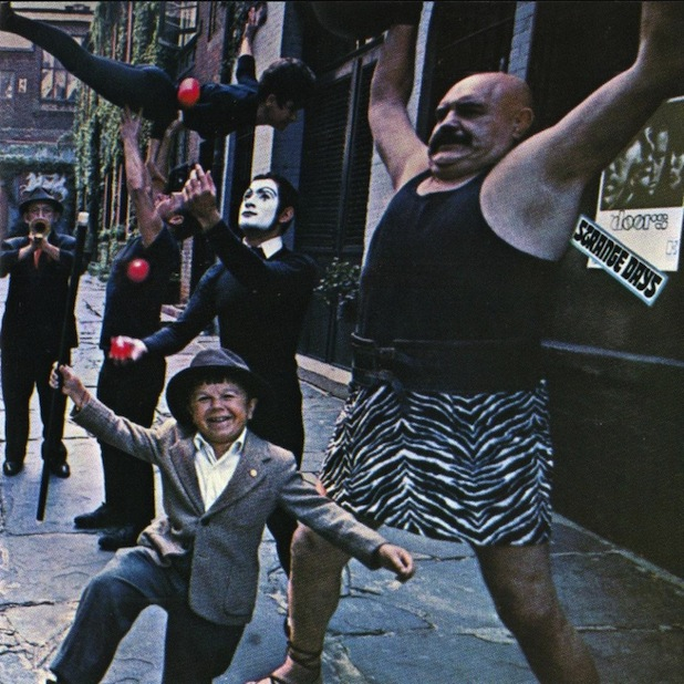 The Doors - Strange Days (1967)