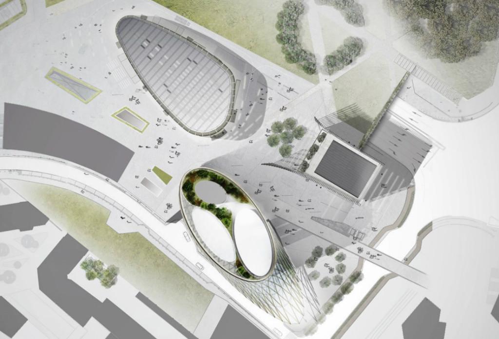 Nido verticale la nuova torre sostenibile di unipolsai a - Residenze di porta nuova ...