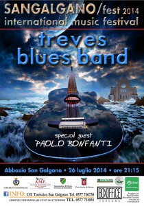 Treves-Blues-Band