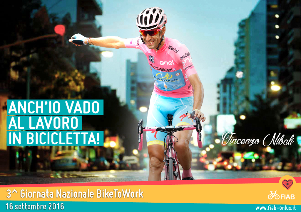 nibali bike to work 2016