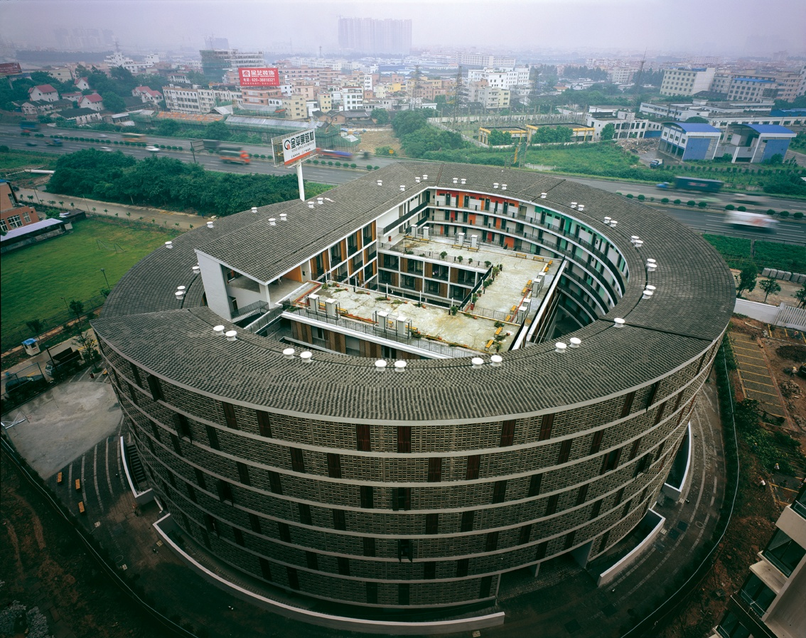 Vanke_Tulou_Housing_Guangzhou_URBANUS_Architects.
