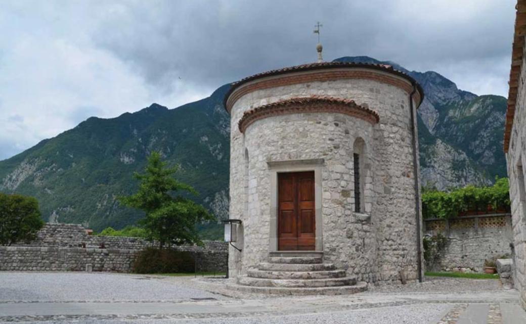 Venzone il borgo dei borghi 2017 lifegate for Borghi liguria ponente