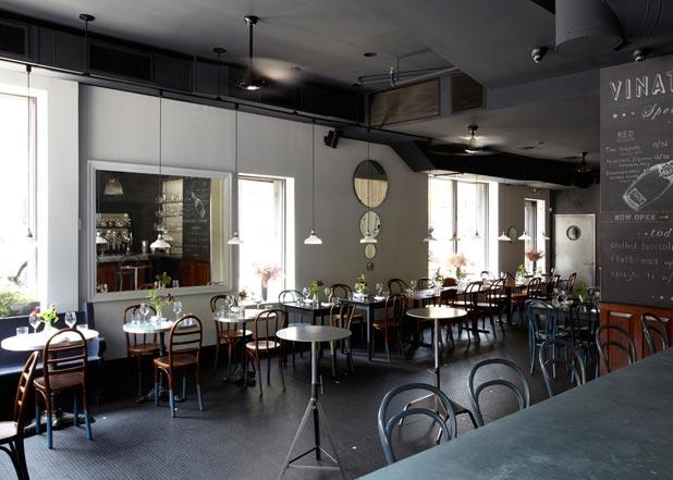 Vinateria il locale trendy di mobili vecchi lifegate for Mobili da ristorante di design
