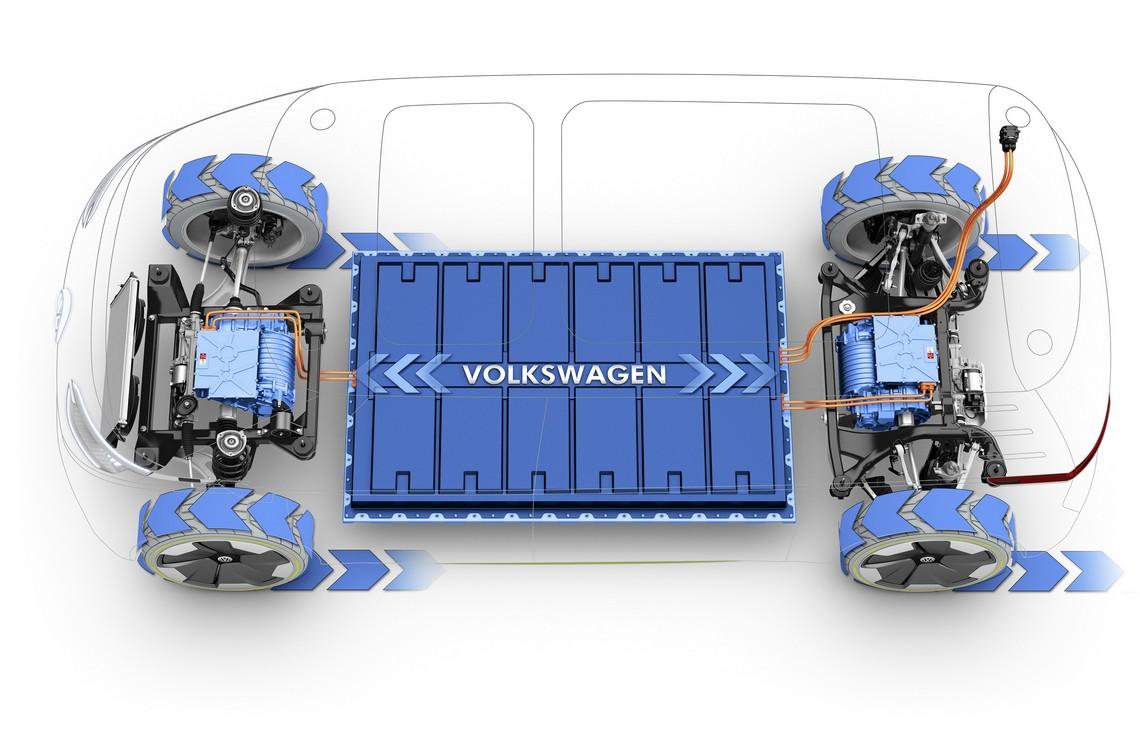il pulmino volkswagen  u00e8 tornato  sar u00e0 elettrico e a guida