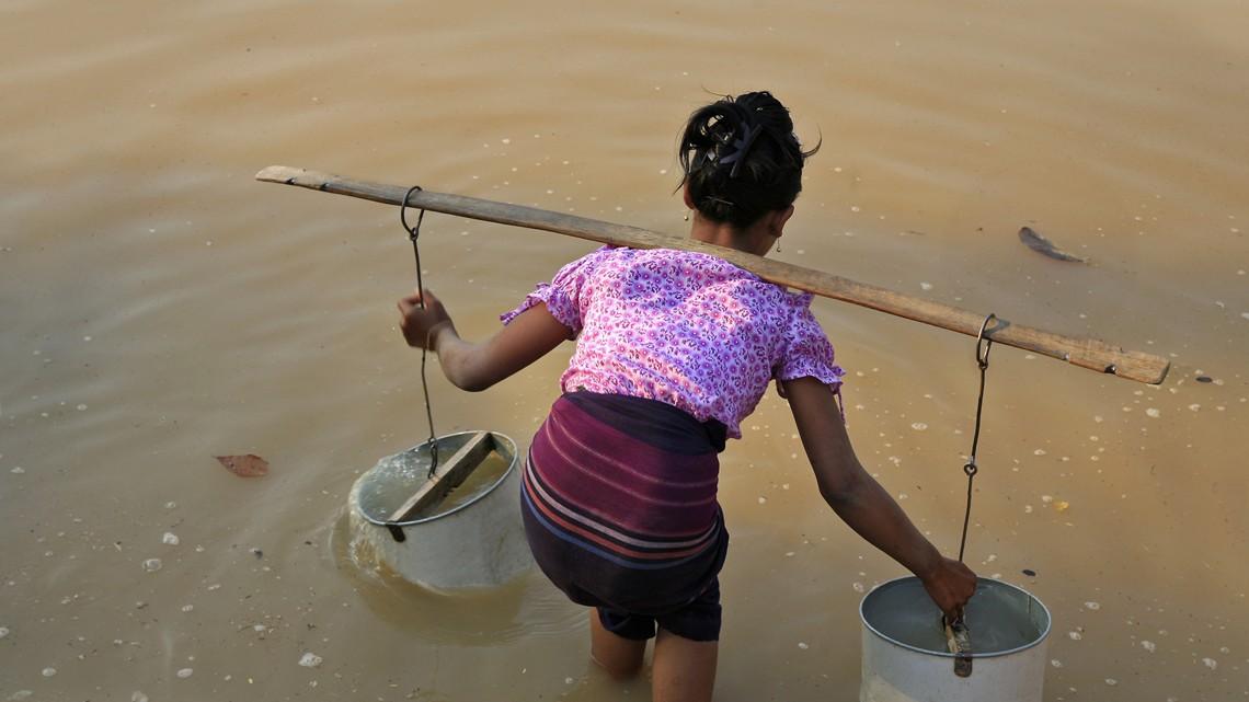 Quanto vale una goccia d 39 acqua in myanmar la speranza - Quanto vale una casa ...