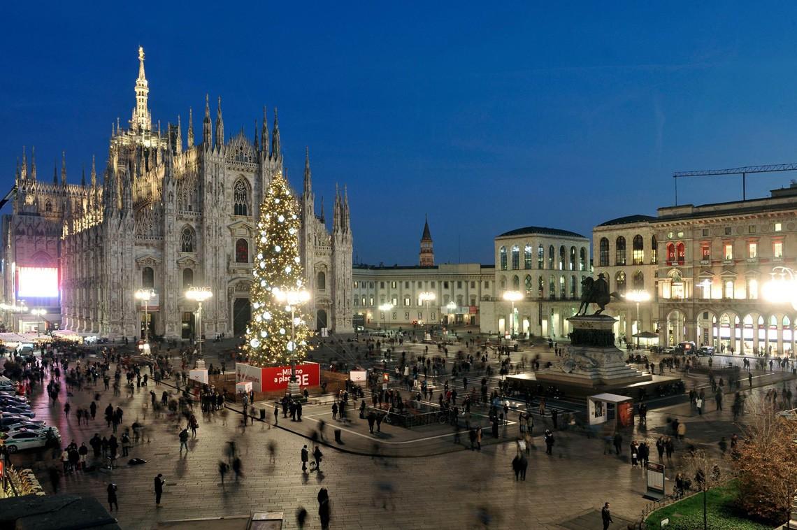 Albero Di Natale Milano.Che Fine Fara L Albero Di Natale Di Piazza Duomo A Milano Lifegate