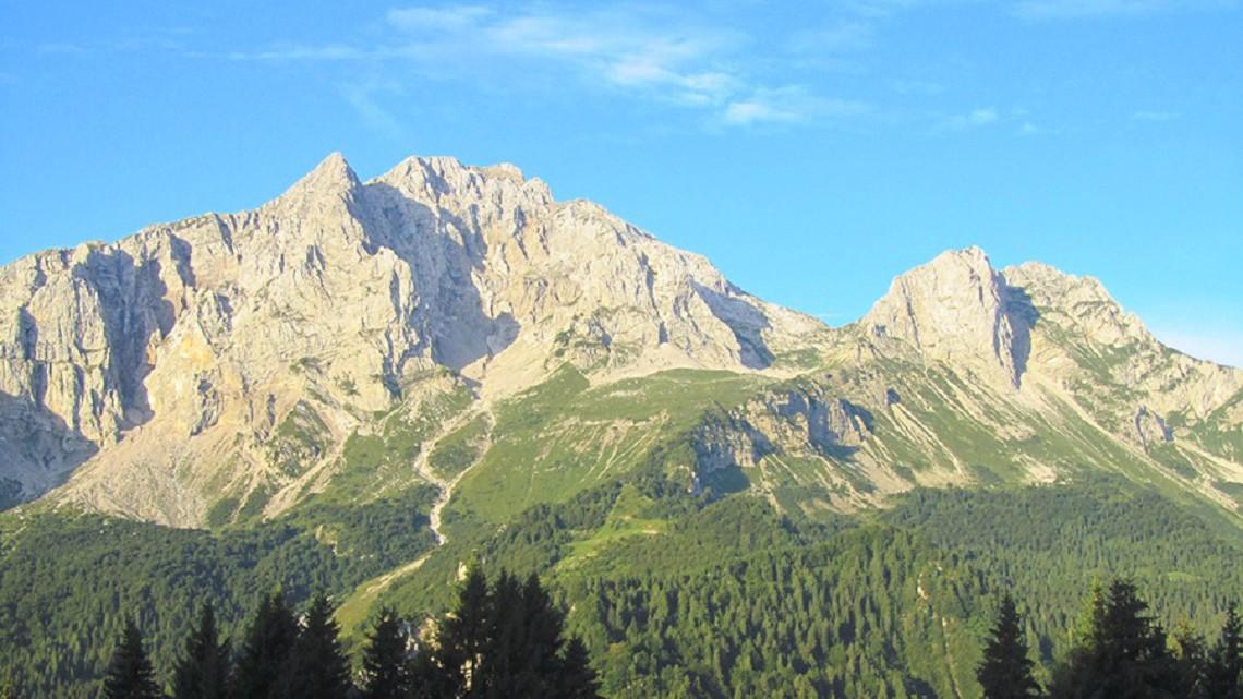 Laghetto Artificiale : Alpi orobie il monte zulino di val canale bg lifegate