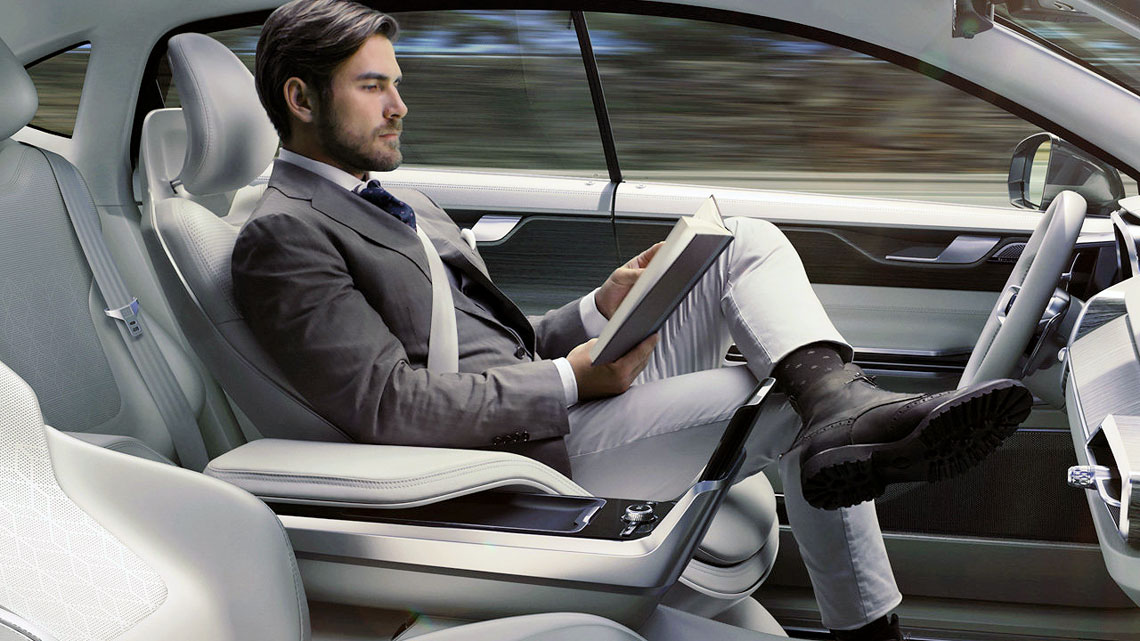 Apple Auto Driving Car