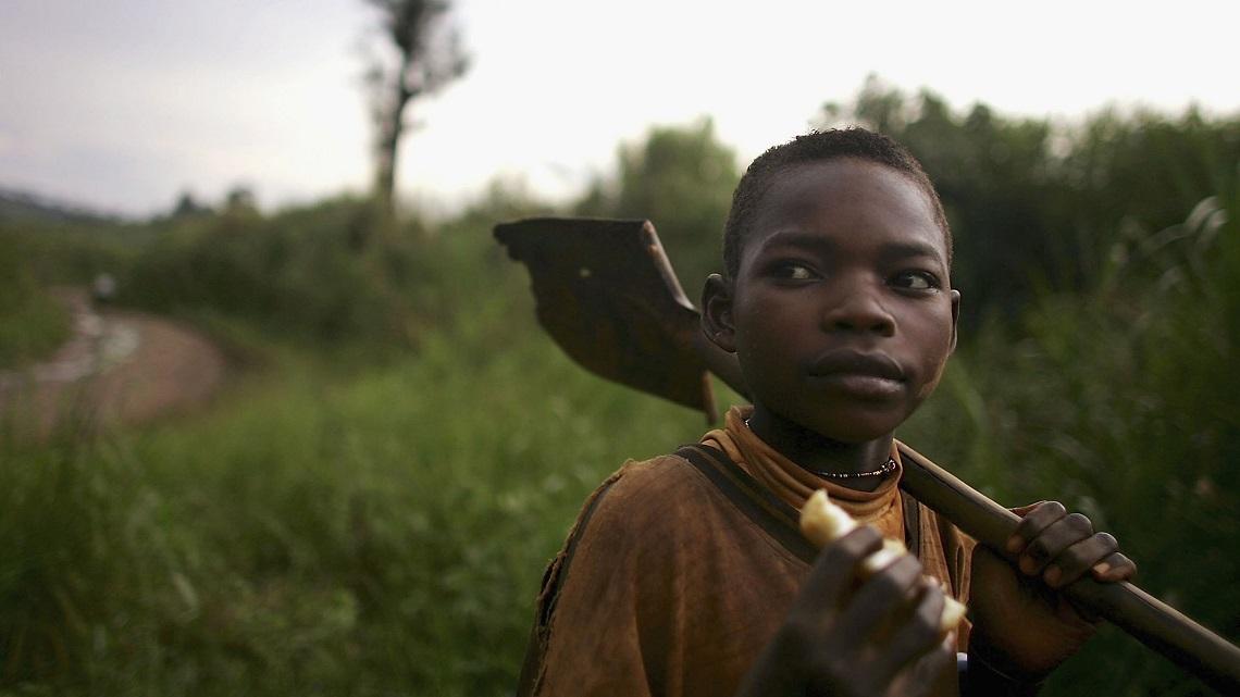Risultati immagini per TUTTO IL MONDO VUOLE IL COBALTO, TUTTO IL COBALTO E' IN CONGO: PERCHE' QUINDI IN CONGO MUOIONO DI FAME?