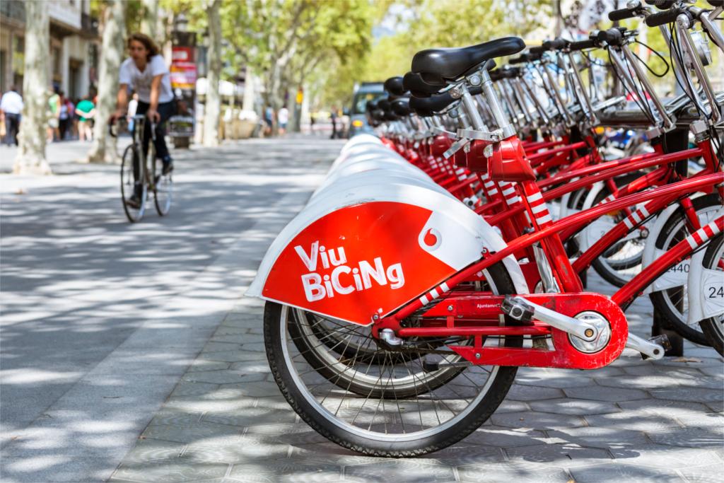 bike sharing barcellona