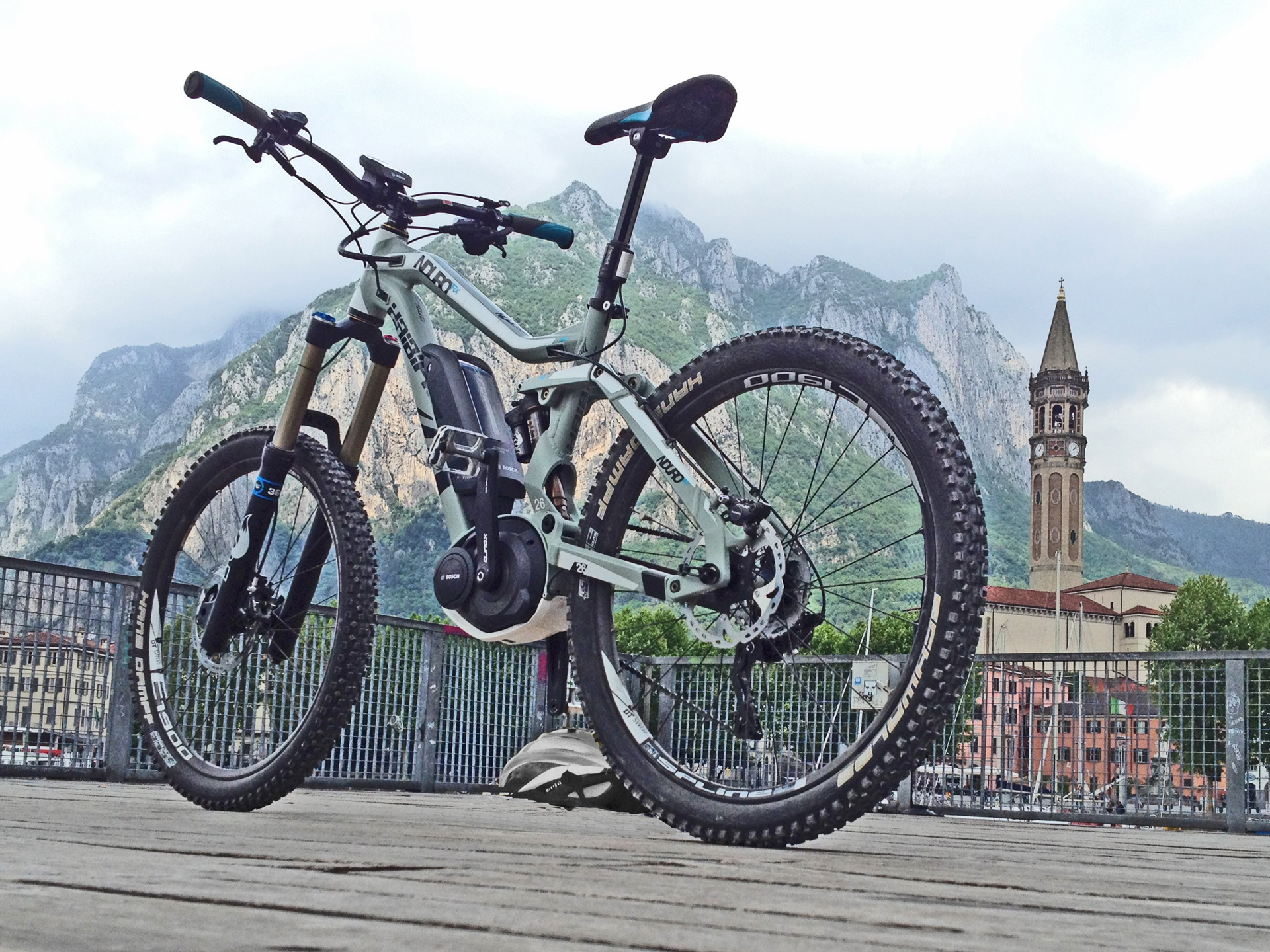 Bicicletta Assistita