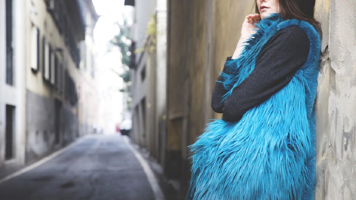 size 40 58ff7 e6599 Queste pellicce ecologiche di alto artigianato sono prodotte ...