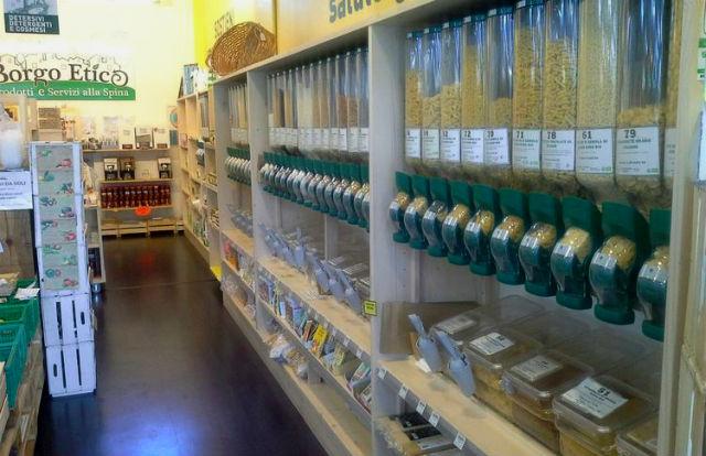 Supermercati senza imballaggi in italia ecco dove for Auchan arredamento