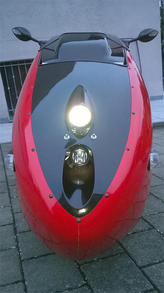 Cabriovelo La Bici Triciclo Elettrica Tutta Italiana Lifegate