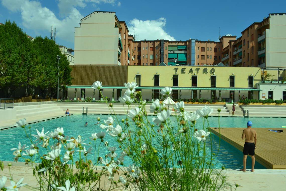 Milano gli unici bagni a chilometro zero sono radical chic il