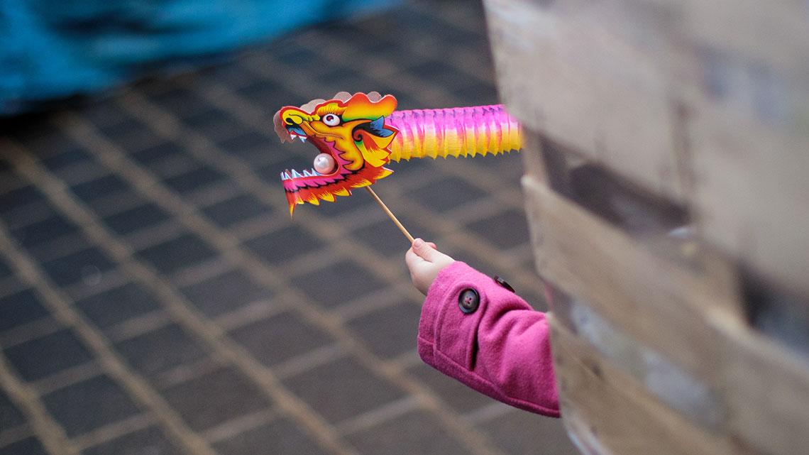 Calendario Cinese 1994.Felice Anno Del Maiale Una Giornata Nella Chinatown