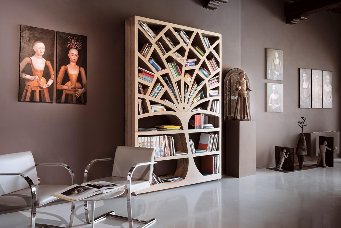 Cosa c 39 di bello nel design di carta e cartone lifegate for Casa di design artigiano
