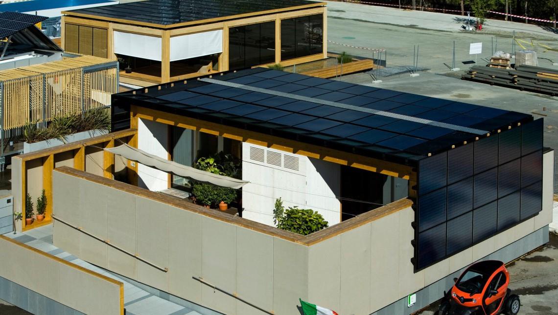 Med in italy in gara per la migliore casa ecologica lifegate for La migliore casa progetta lo stile indiano