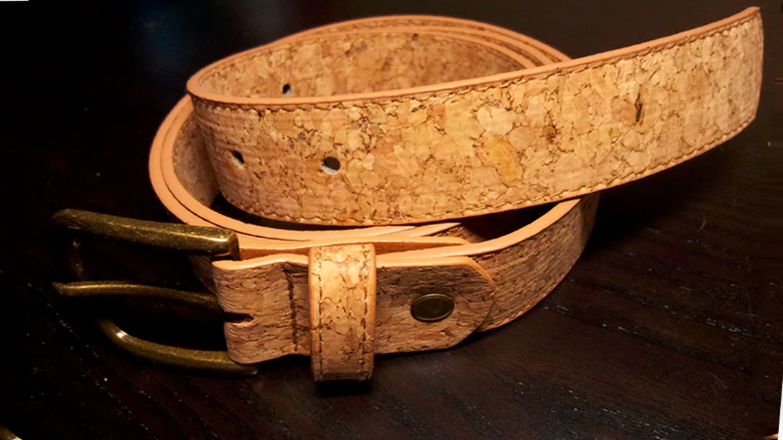 Cork Belt - The New Natural Style