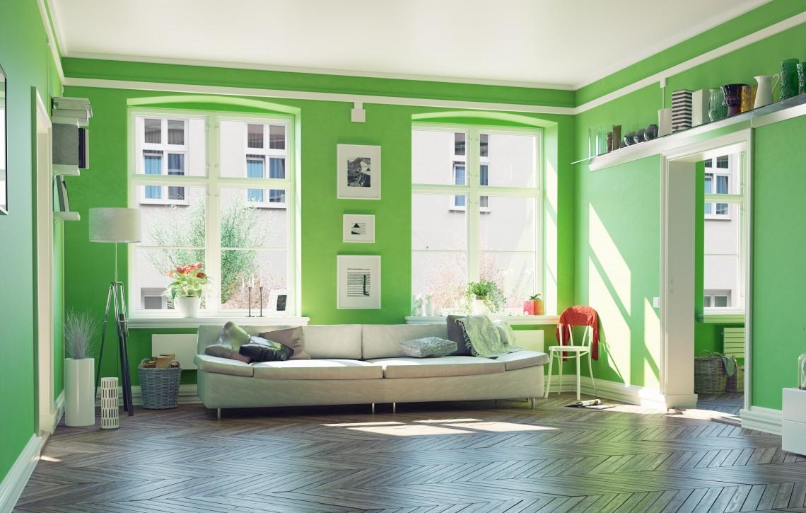 L 39 importanza dei colori negli ambienti interni lifegate - App per colorare pareti casa ...