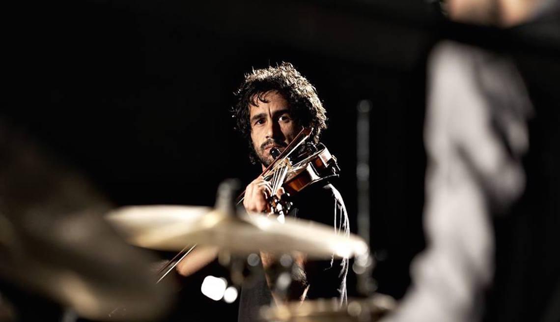 Alaa arsheed il mio viaggio dalla siria all 39 italia a suon for Citta della siria che da nome a un pino