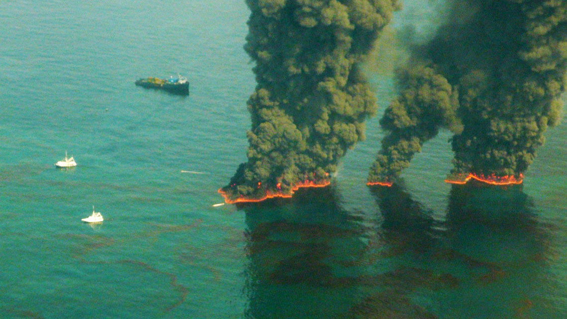disastro deepwater horizon