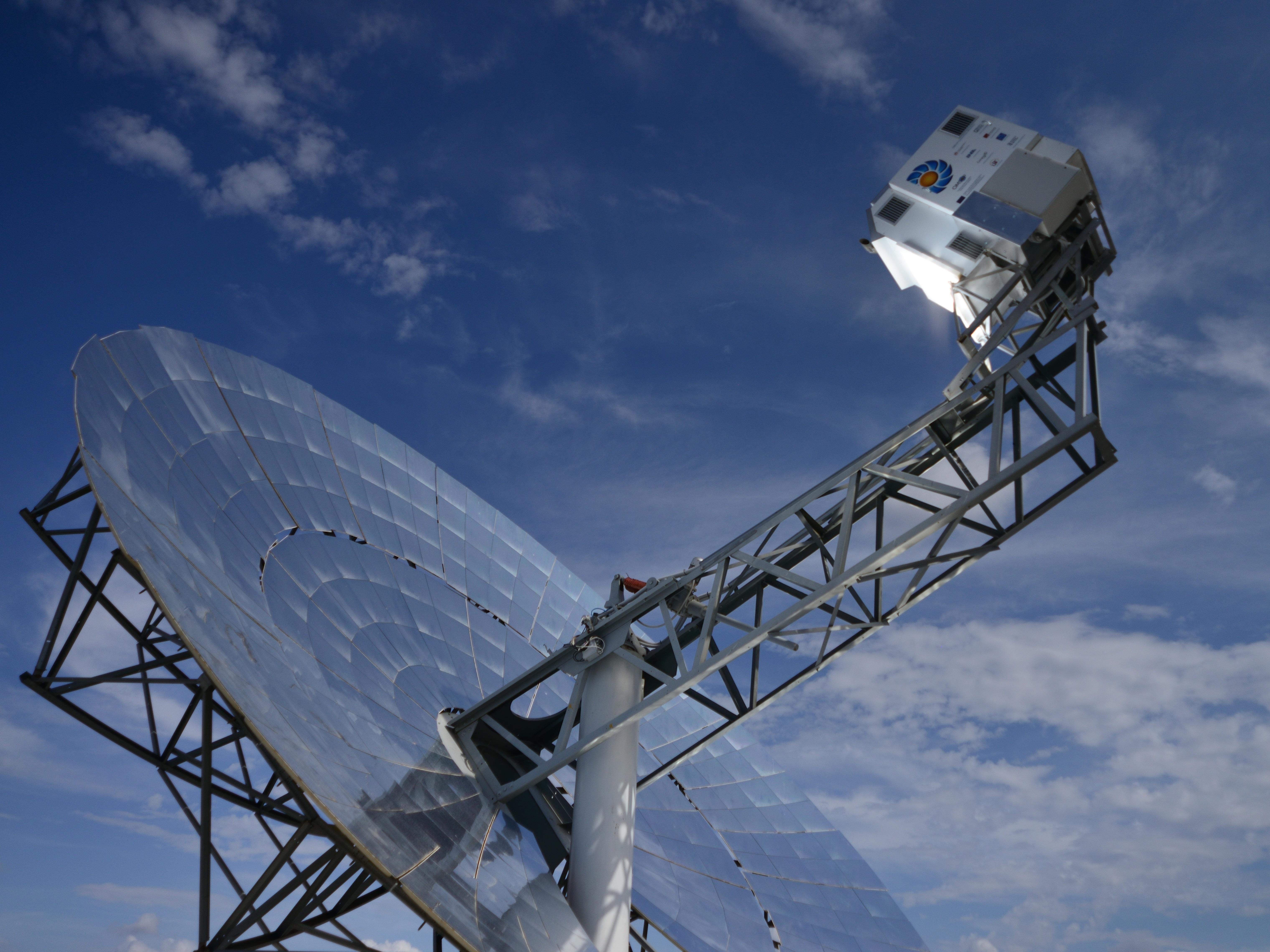 È made in Italy il primo disco solare al mondo con turbina
