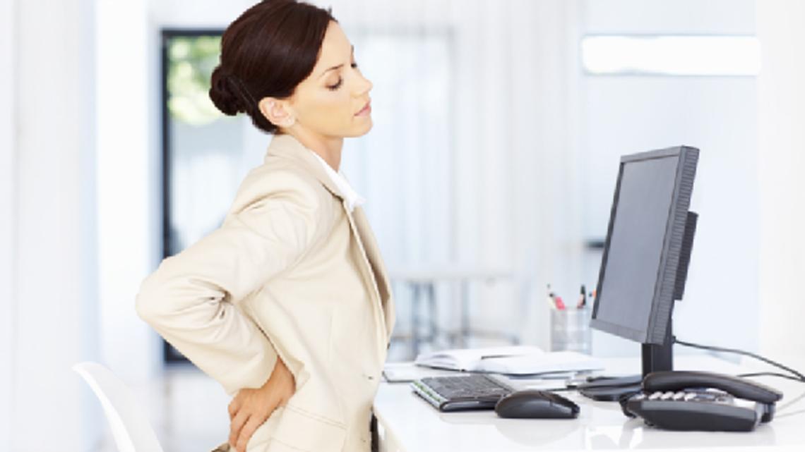 Come togliere uninfiammazione di dolore in un dorso