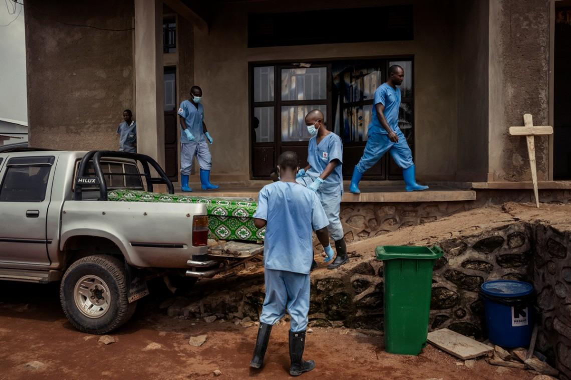 congo, ebola, epidemia, violenze