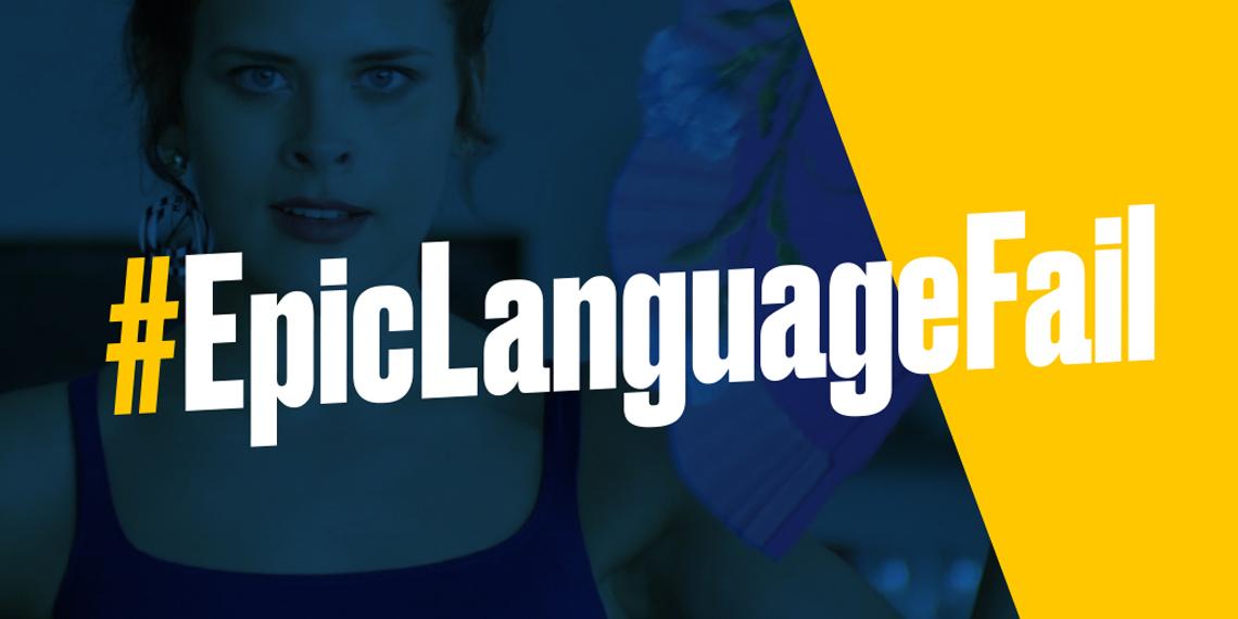 ESL premia le tue peggiori figuracce in lingua straniera. Come si ...