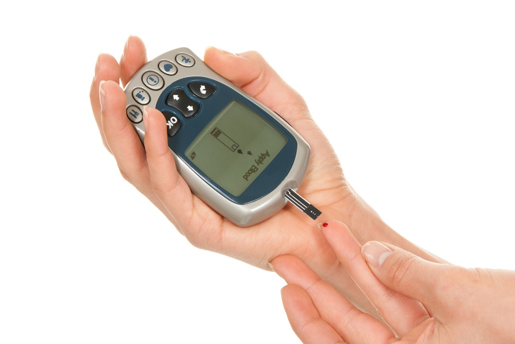 Diabetes measure glucose surag level blood test