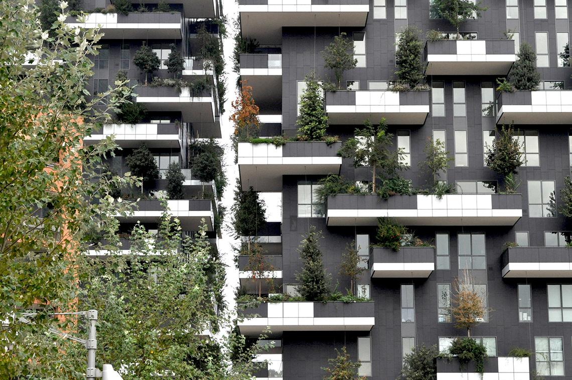 Bosco verticale di milano di stefano boeri il pi bello for Bosco verticale architetto