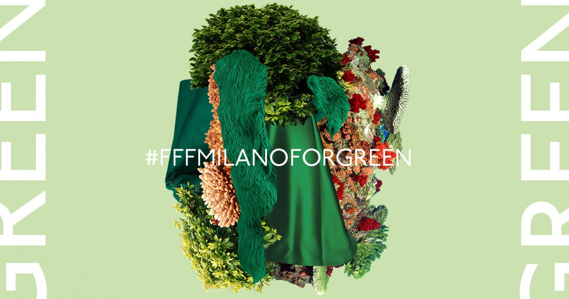 banner fashion film festival milano for green