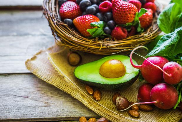 antiossidanti naturali frutta e verdura