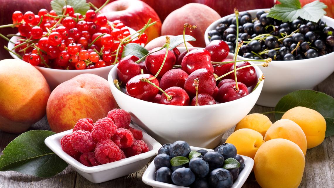 Frutta e verdura di stagione la spesa di giugno lifegate - Immagine di frutta e verdura ...