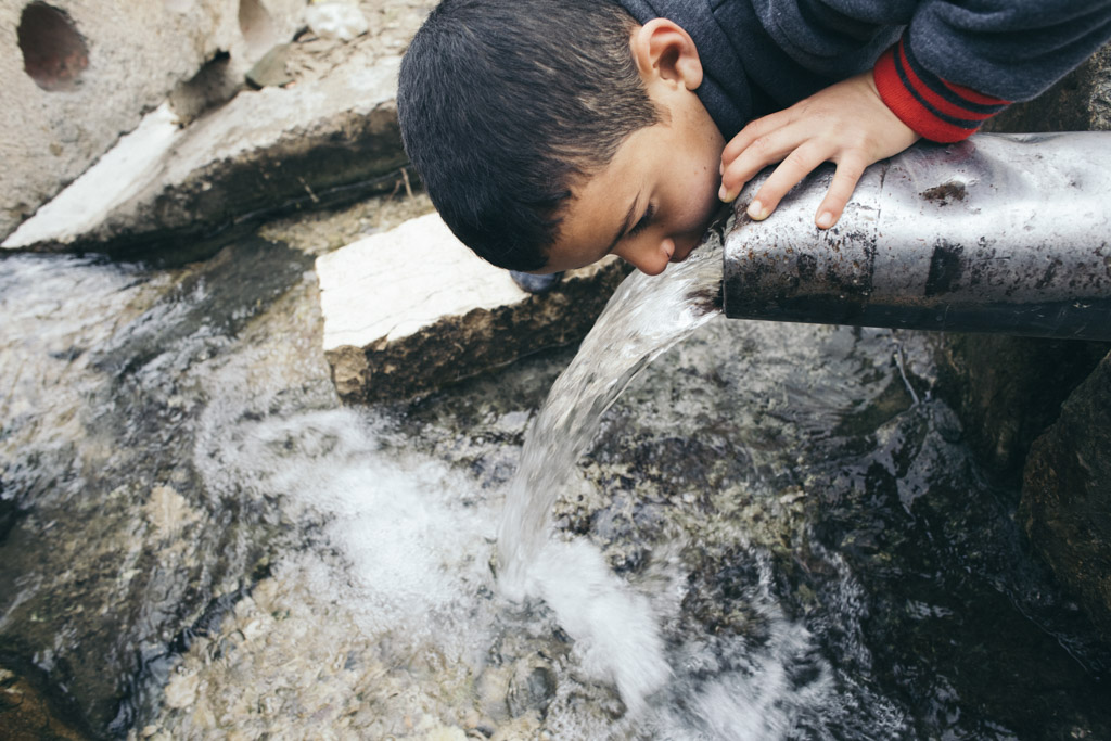 water grabbing in palestina