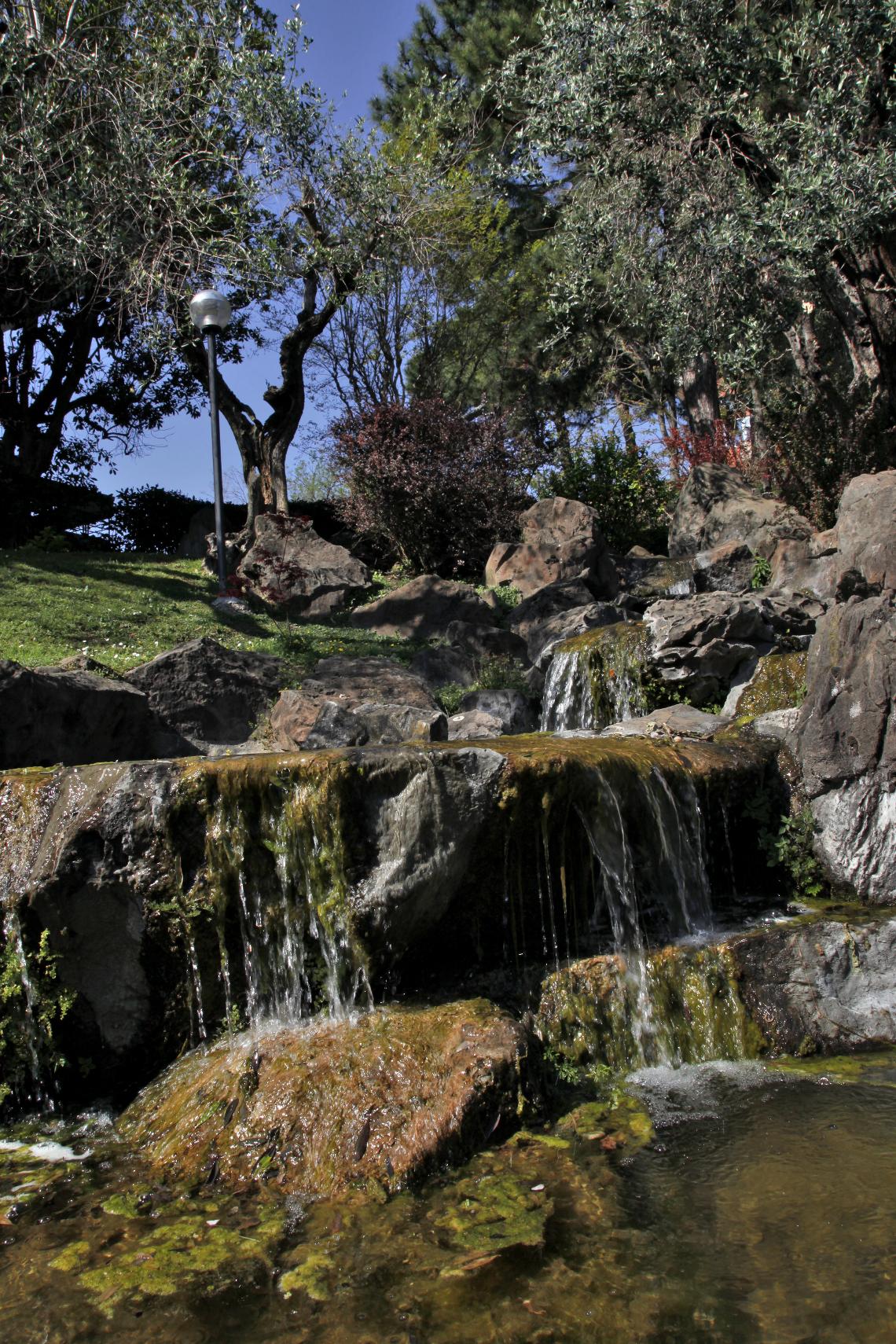 Il giardino giapponese a roma un piccolo gioiello lifegate for Giardino giapponesi