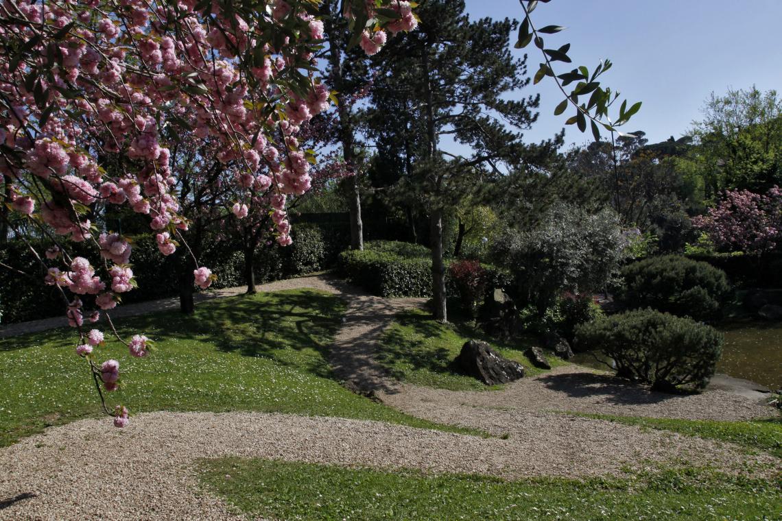 Il giardino giapponese a roma un piccolo gioiello lifegate for Giardini giapponesi roma