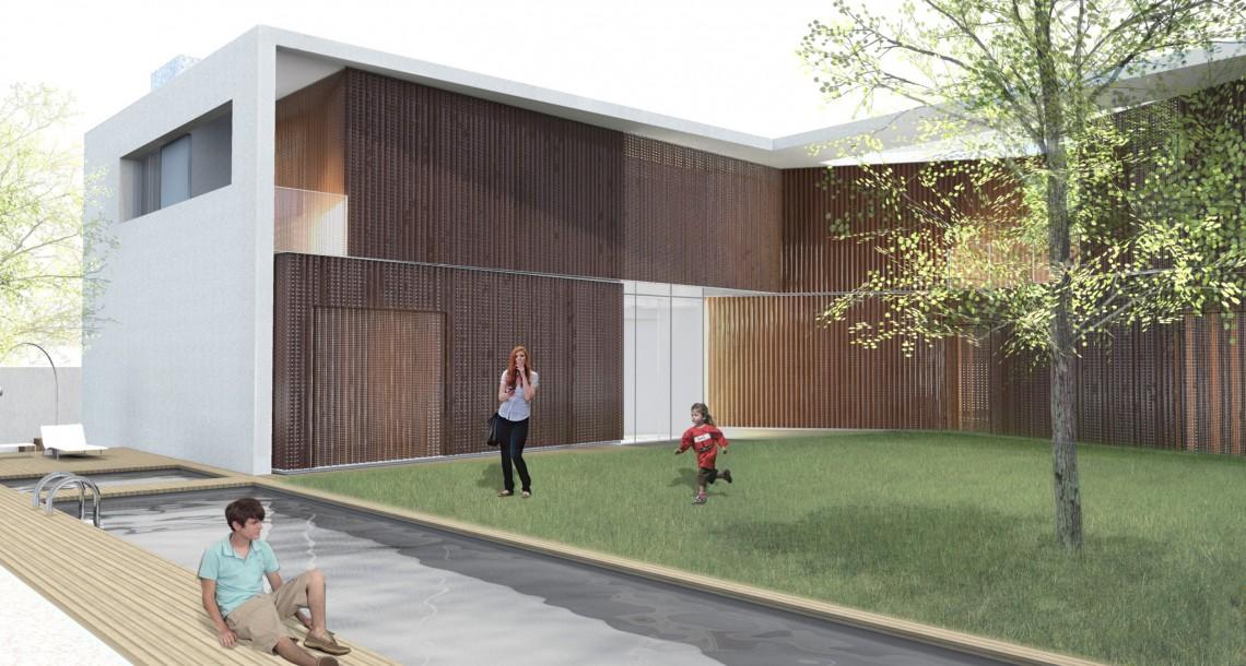 La buona architettura una casa a misura d 39 uomo lifegate for Piani di casa di architettura del sud
