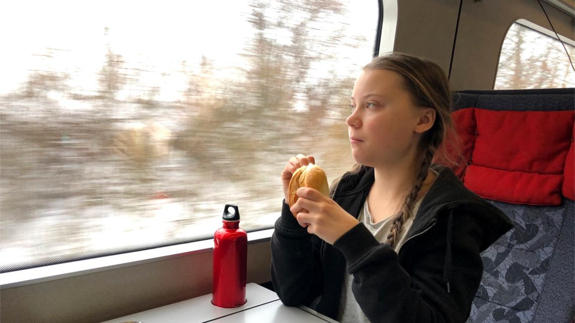 What Is Svt >> Grazie a Greta Thunberg sempre più svedesi viaggiano in treno | LifeGate