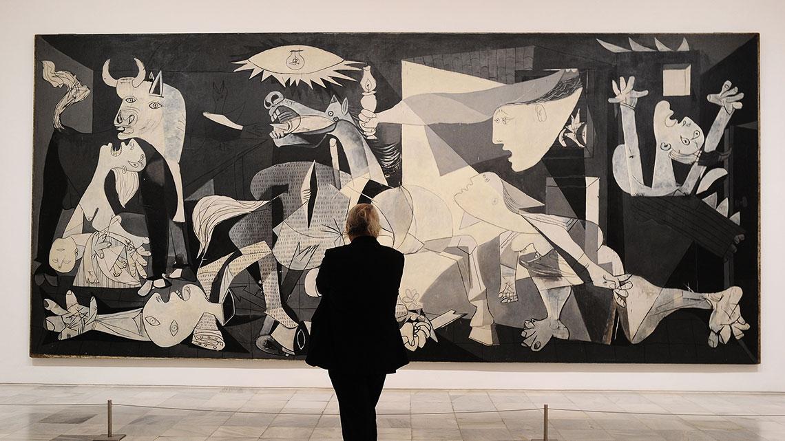 Guernica a parigi una mostra ricorda l 39 opera pi celebre - Chi ha dipinto il bagno turco ...