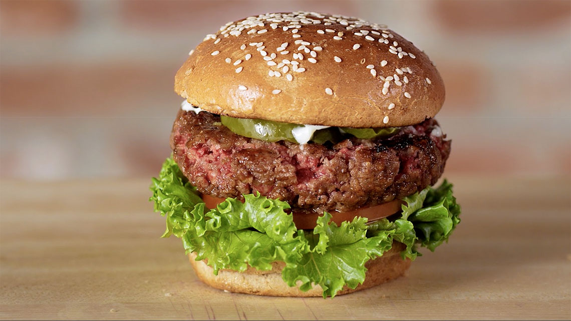 L'hamburger di Impossible Food