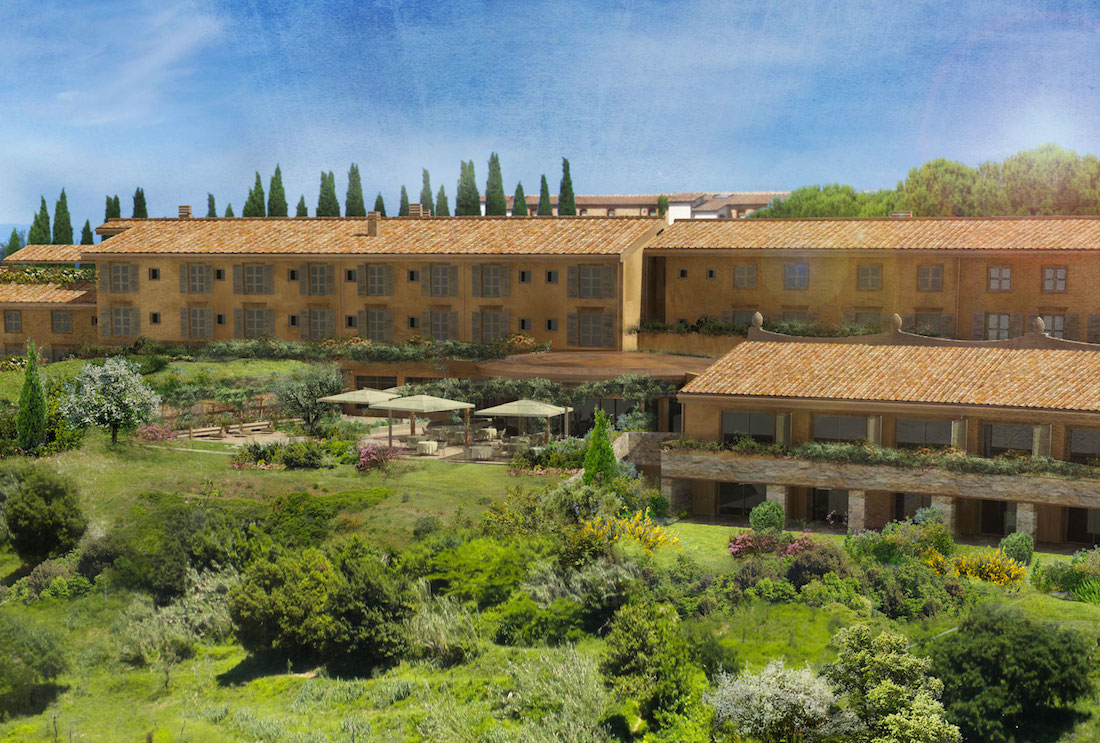 resort Castelfalfi