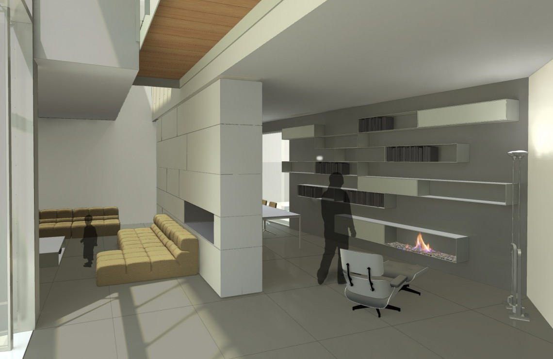 La buona architettura una casa a misura d 39 uomo lifegate - Interno di una casa ...