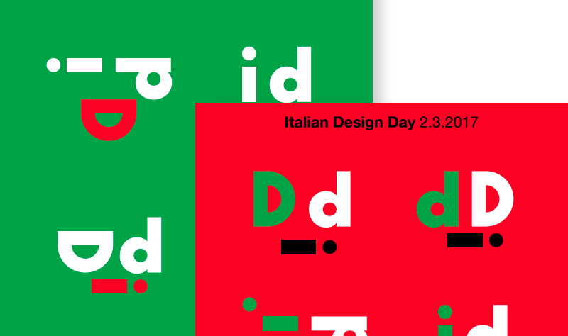 italian design day logo